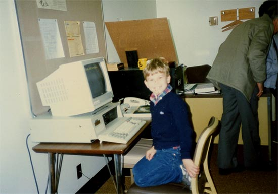 Engineering Firsts: What I did on my summer vacation in 1991