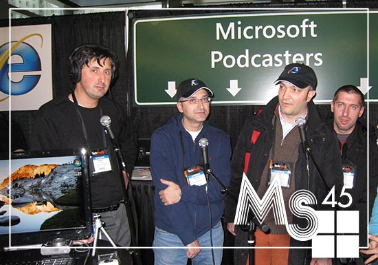 [MS@45] Q&A with former Microsoft New Media Business Manager Paolo Tosolini