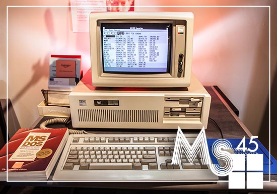 [MS@45] How Microsoft changed the world – Part 3: The PC standard